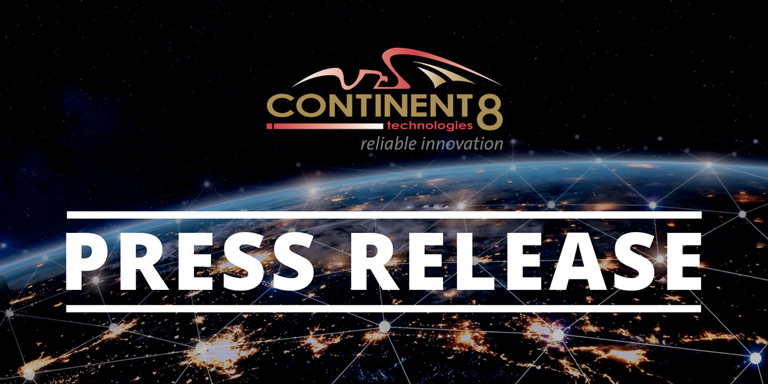 Continent 8 Press Release