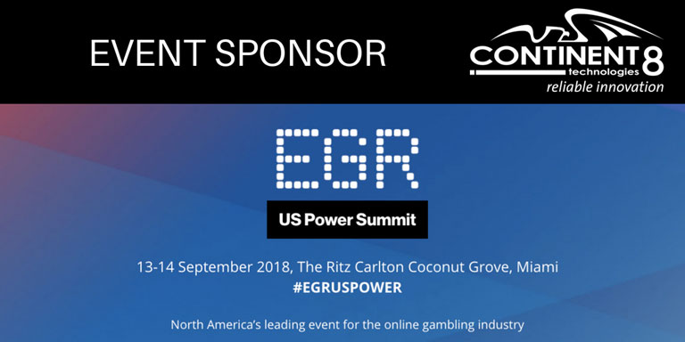 Continent 8 EGR US Power Summit Miami
