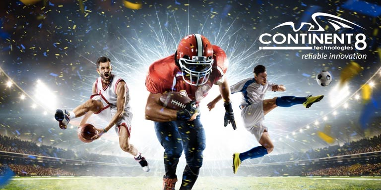 Continent 8 ICE Sports Betting USA