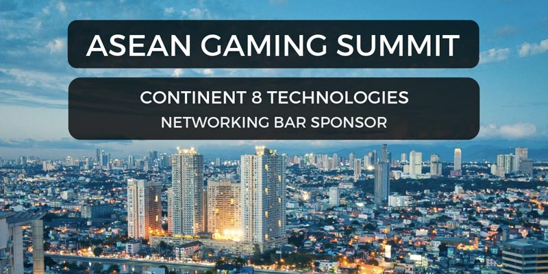 Continent 8 ASEAN Gaming Summit Networking Bar