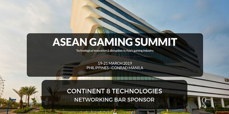 Continent 8 ASEAN Gaming Summit