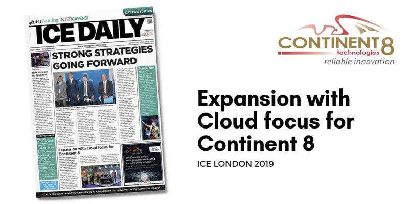 Continent 8 Cloud Focus Expansion