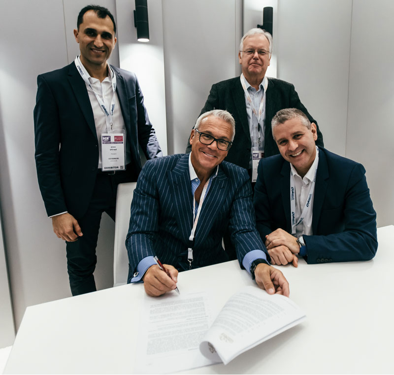 Continent-8-Playtech-Partnership-Global-Agreement-ICE-London