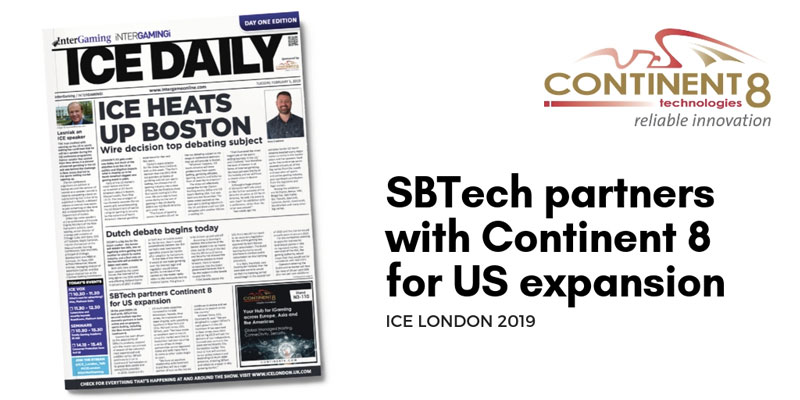 Continent 8 SBTECH ICE Daily