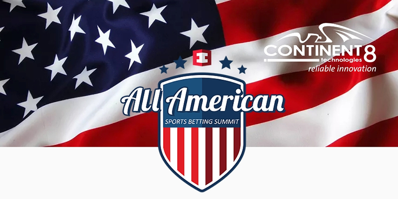 Find us at the All American Sports Betting Summit 2019