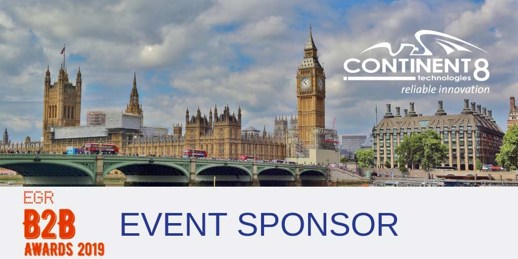 Connect with Continent 8 at EGR B2B Awards