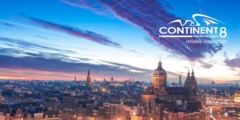 Meet with Continent 8 at IGb Amsterdam