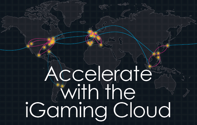 Accelerate with the iGaming Cloud