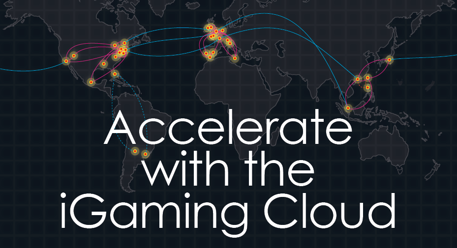 Accelerate with the iGaming Cloud large