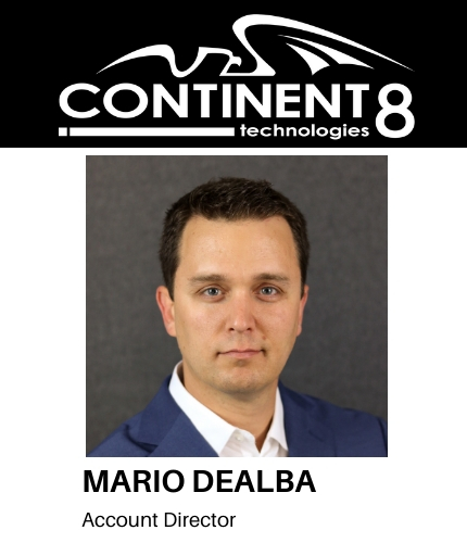 Mario Dealba headshot